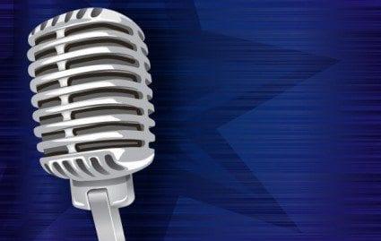 vintage_microphone_144611